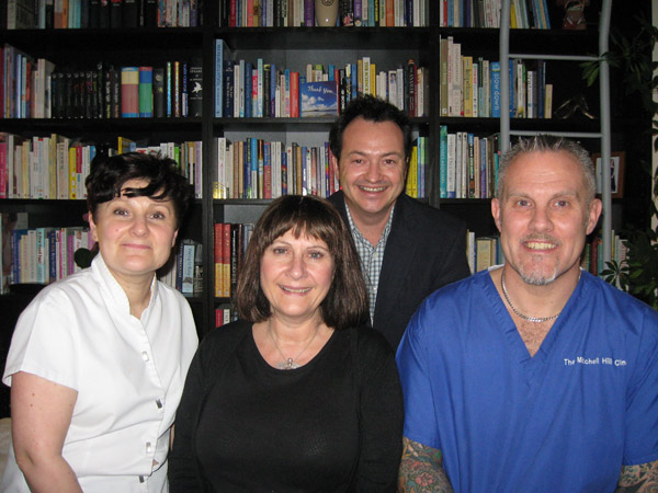 Cosmetic Acupuncture Masterclass January 2012