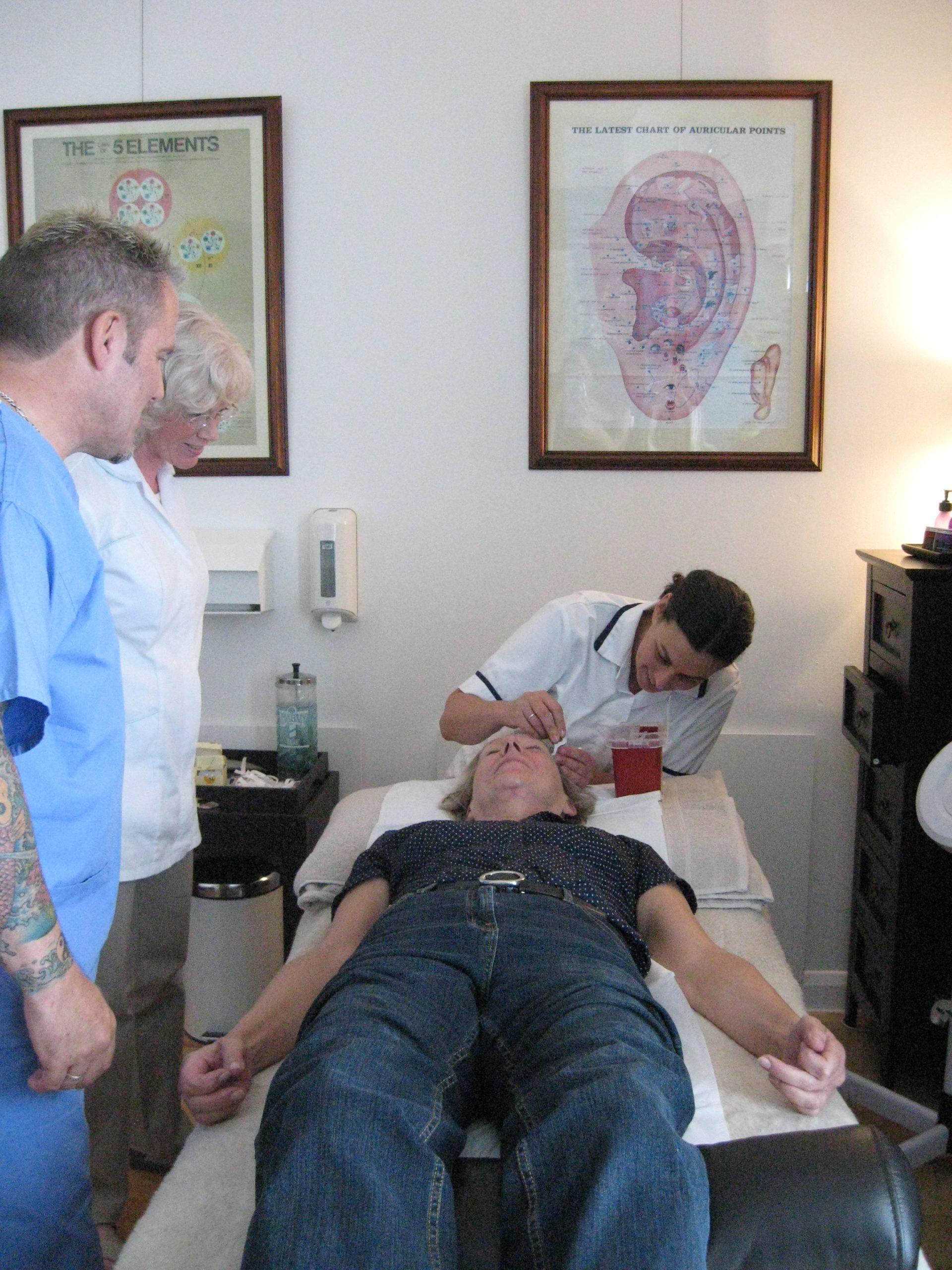 Cosmetic Acupuncture Training