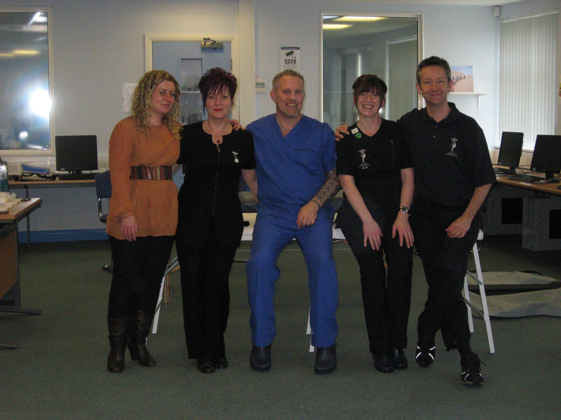 Liverpool Facial Acupuncture Workshop 2011