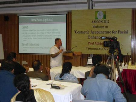 Paul Adkins Presenting FEA India 2012