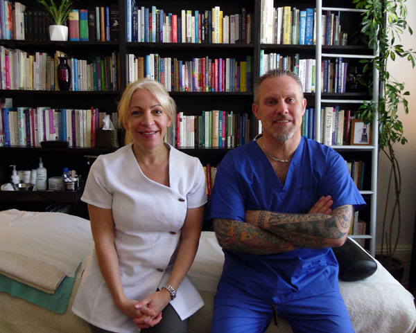 Anne Moore and Paul Adkins July 2012