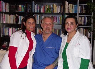 Mojgan and Iman Cosmetic Acupuncture Training