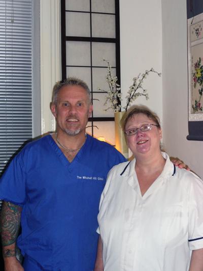 Helen Buckingham 2012 Facial Acupuncture Training