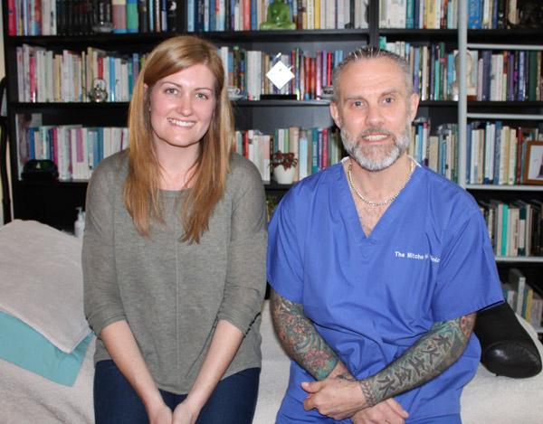 Tara Kennedy and Paul Adkins Facial Acupuncture Training